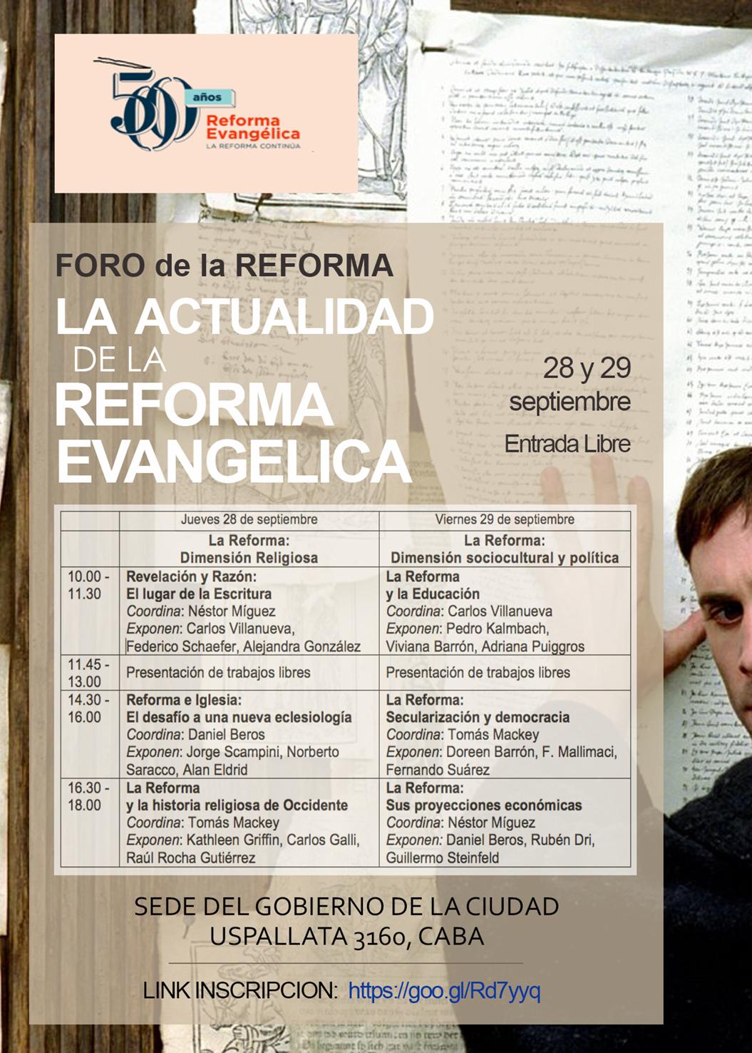 Foro de la Reforma